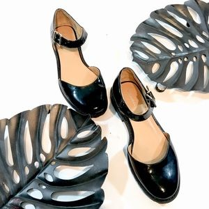 Xhilaration flat loafer Lolita style shoes